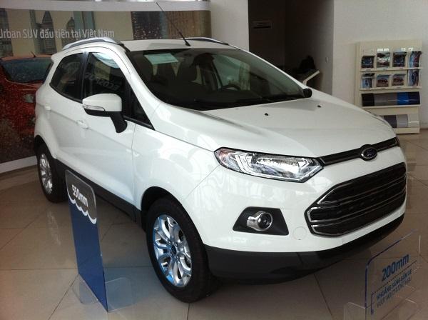 Dong Nai Ford giới thiệu cách chọn mua xe