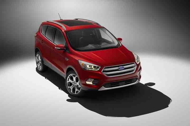 Dong Nai Ford-Ford Escape bản nâng cấp an toàn hơn